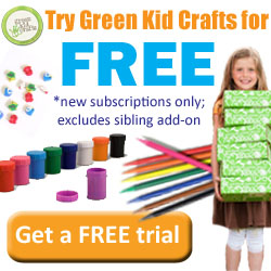 Try Green Kid Crafts for Free {For a Limited Time}