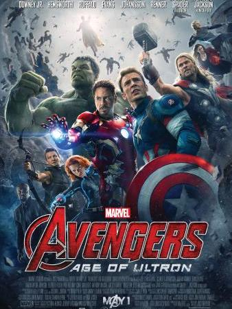 MARVEL Avengers: Age of Ultron {Movie Review}