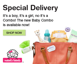 Mabels Labels New Baby Combo