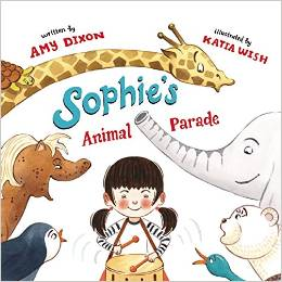 Sophie's Animal Parade – Book Review and Giveaway
