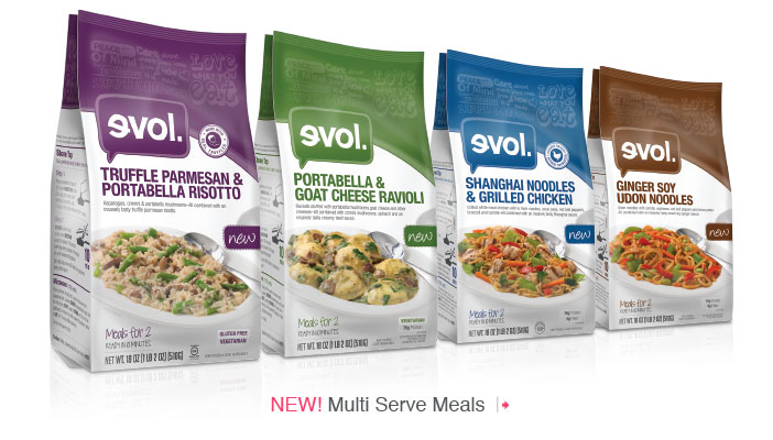 I Love EVOL Meals for Two! {Review}
