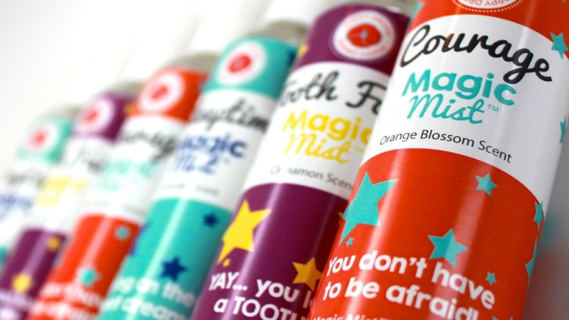 Poppy Drops Launches Line of Kid-Friendly Essentail Oil Magic Mists TM