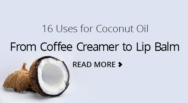 16 Uses for Coconut Oil