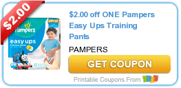 Tuesday's Coupon Savings: $0.25 off Bounty, $2.00 off Pampers Training Pants, and More! 6/23