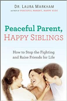 Peaceful Parent, Happy Siblings {Book Review}