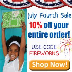 Get 10% Off your Green Kid Crafts Order Ends July 6