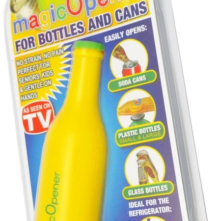 Magic Opener for Bottles and Cans {Review}
