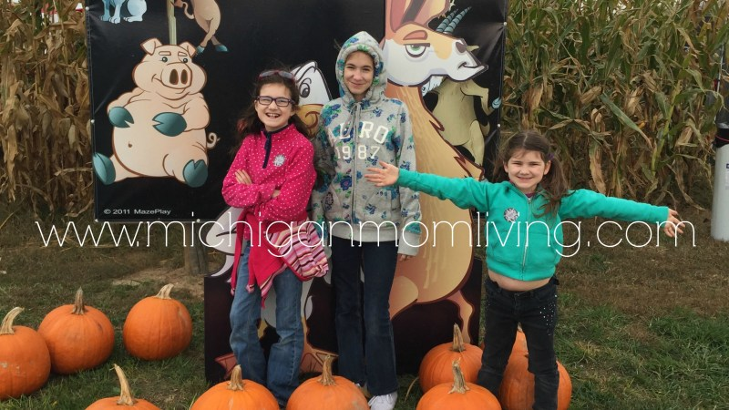 Our Visit to the Shipshewana #CornMaze in Indiana