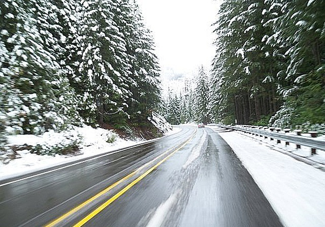 Are You Traveling the Great Open Roads this Winter Season?