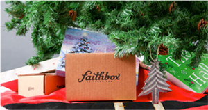 Faithbox Proves It's Better To Give Than Receive {Subscription Box Service}