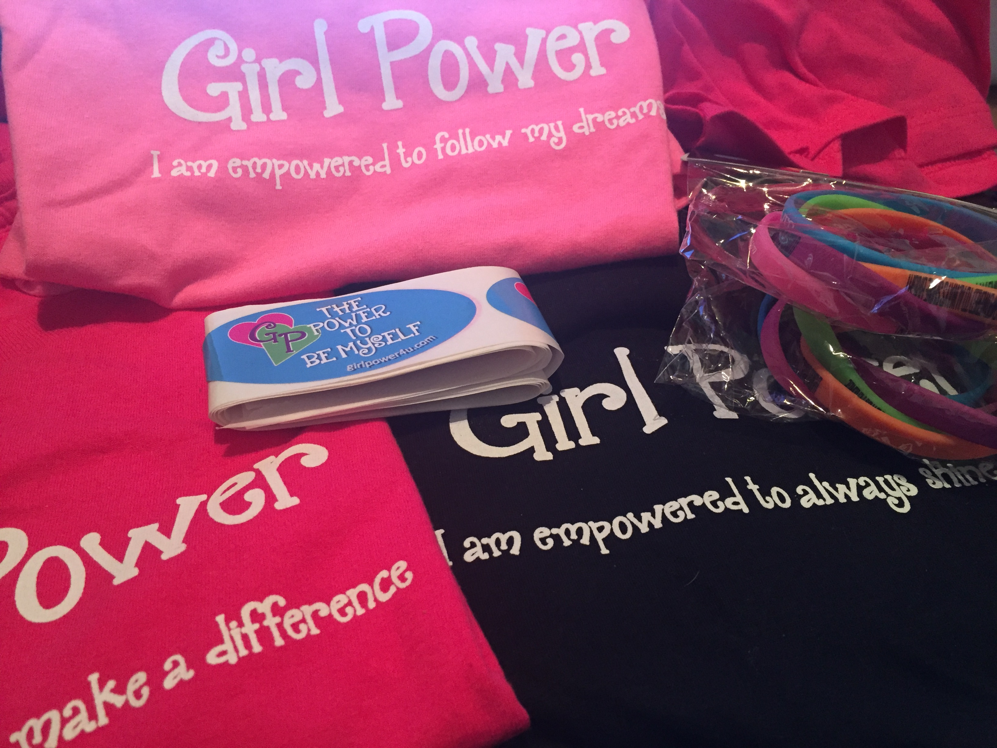 "Girl Power Campaign ""Always Shine Bright"" {Promotion}"