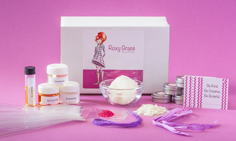 Kindness is Cool with Roxy Grace Lip Balm Kit {Review} PLUS 25% off Your Order!