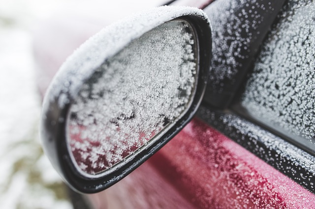 What To Do If Your Car Doors Are Frozen Shut