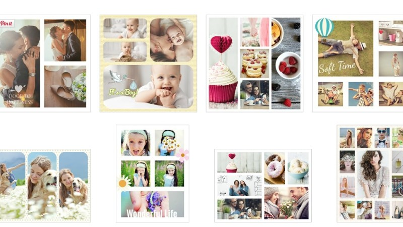 FotoJet – The Free Online Collage Maker