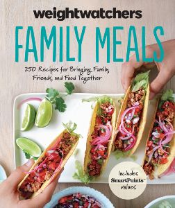 Enjoy Healthier Family Meals with Weight Watchers Family Meals Cookbook! {Mommy Review}