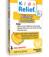 Kid's Relief Allergy Oral Liquid {Product Review}