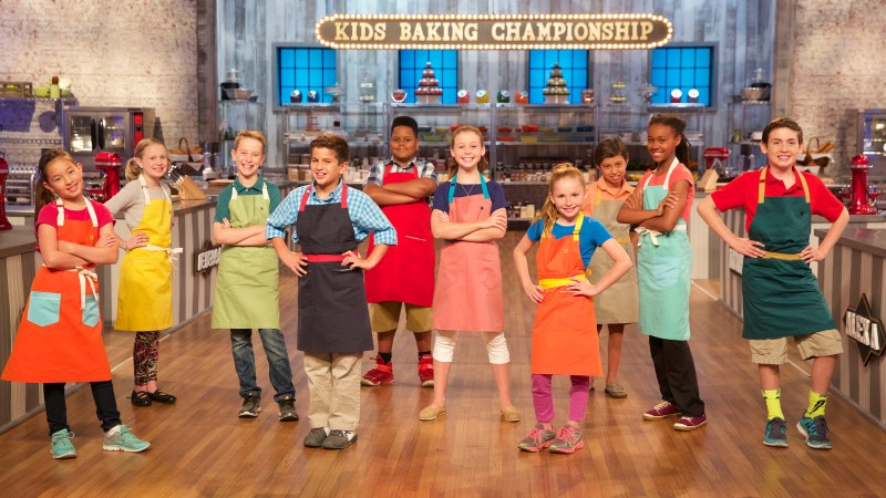 NOW CASTING: Season 3 – KIDS BAKING CHAMPIONSHIP (Ages 8-13)