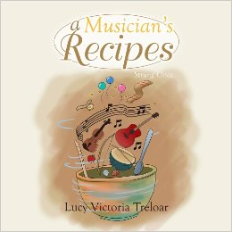 A Musician's Recipes: Strung Once {Book Promotion}