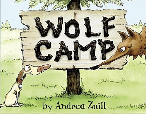 Wolf Camp {Book Review}