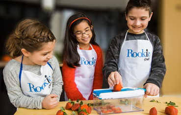 Want to Empower Kids This Summer? Look to the Kitchen