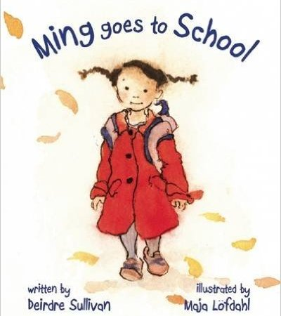 Ming Goes to School {Book Promotion}