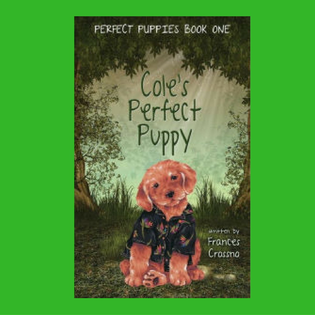 Cole's Perfect Puppy {Book Promotion}