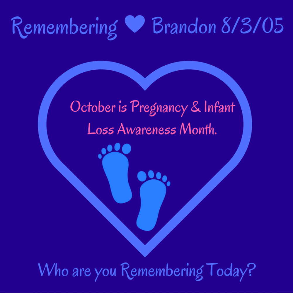 Pregnancy and Infant Loss………Awareness