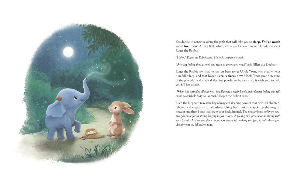 The Little Elephant Who Wants to Fall Asleep – Book Review