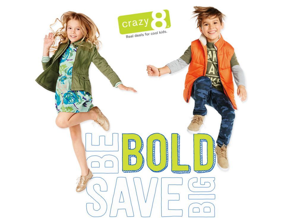 #Crazy8: Markdowns as Low as $2.88 Limited Time