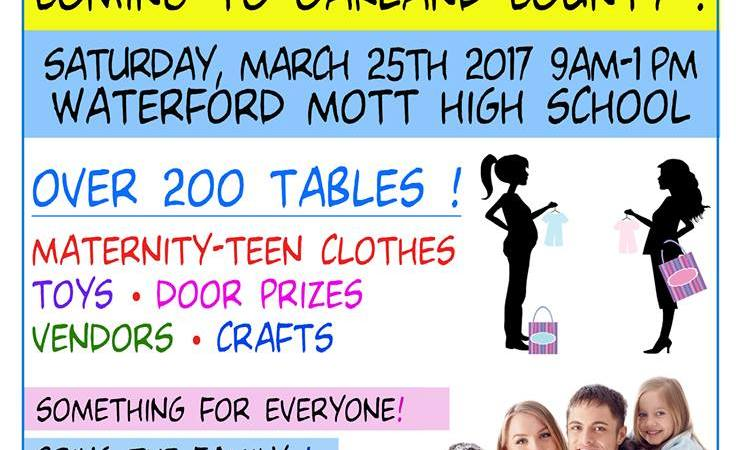 The Super Mom Sale #Expo 3/25-Waterford