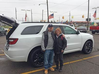 Retired Detroit Area Science Teacher Wins New Car Through 2016 #FCA National Vehicle Giveaway
