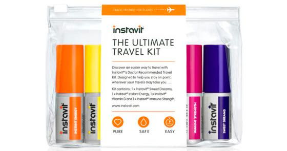 #Instavit Spray Vitamins On-the-Go Travel Kit Released! {Product Promotion}