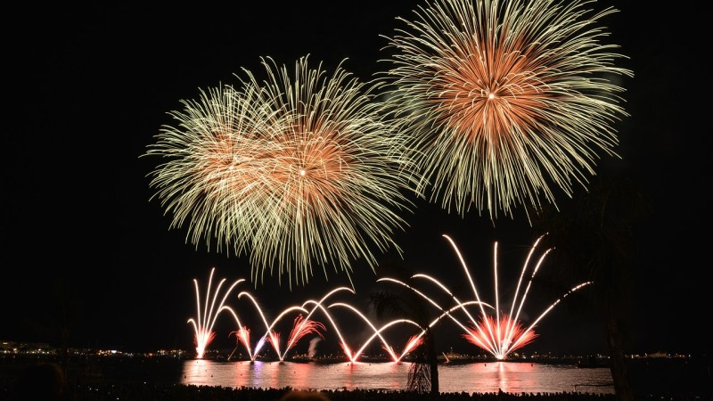 #MIKidsCan VIP Fireworks Contest-Detroit