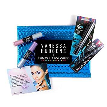SinfulColors & Vanessa Hudgens Announce Exclusive Cosmetics Birthday Bundle