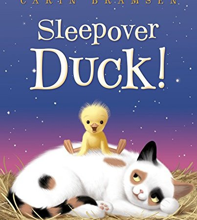 Sleepover Duck!  {Book Promotion}
