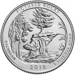 United States Mint to Launch Quarter Honoring Pictured Rocks National Lakeshore 2/7