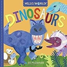 Hello, World! Dinosaurs {Book Promotion}