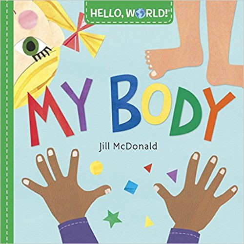 Hello, World! My Body {Book Promotion}