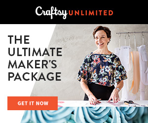 Limited Time – The Ultimate Maker's Package at Craftsy Expires 4/15/18 #Ad #AffiliateLink