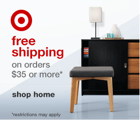 Target Deal! Free Shipping on Orders $35 or More #ShopHome #Ad #AffiliateLink