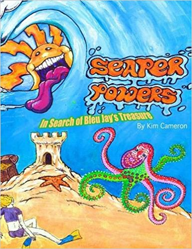 Children's Book Series SEAPER POWERS by Kim Cameron – {Series Promotion}
