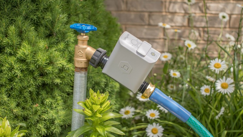 Hose Faucet Timer: The Smart Yard Tool by Orbit B-Hyve {Product Promotion}