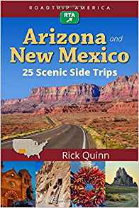 Roadtrip America: Arizona and New Mexico – 25 Scenic Side Trips {Book Review}