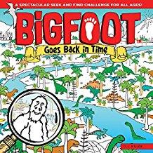 BigFoot Seek and Find Series {Book Showcase}
