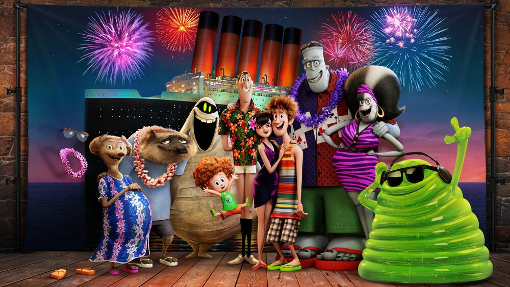Hotel Transylvania 3 is Coming on Digital September 25 and on 4K, Blu-ray, and DVD on October 9