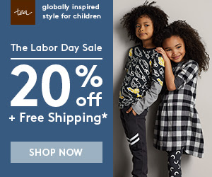 Tea's Labor Day Sale is Here! Celebrate with 20% Off PLUS Free Shipping Ends 9/4/18