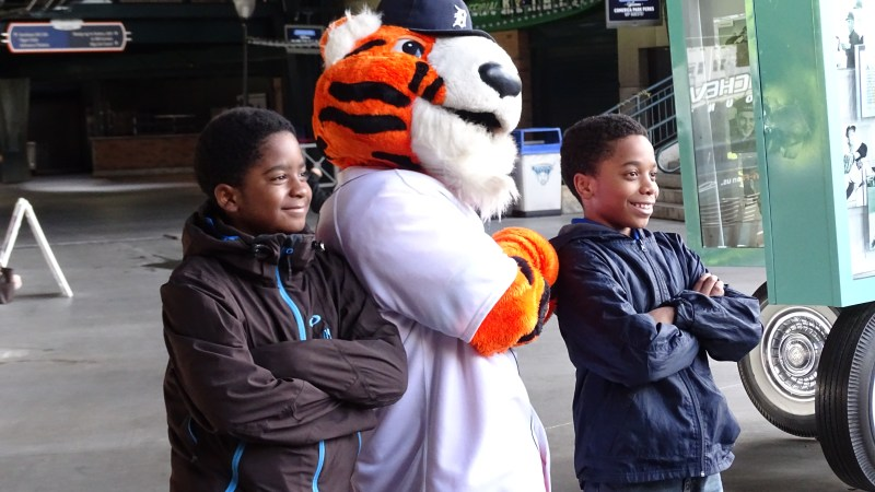 Comerica Bank is Hosting a Park Perks Season Finale at Comerica Park on Saturday, Sept. 29, 2018!