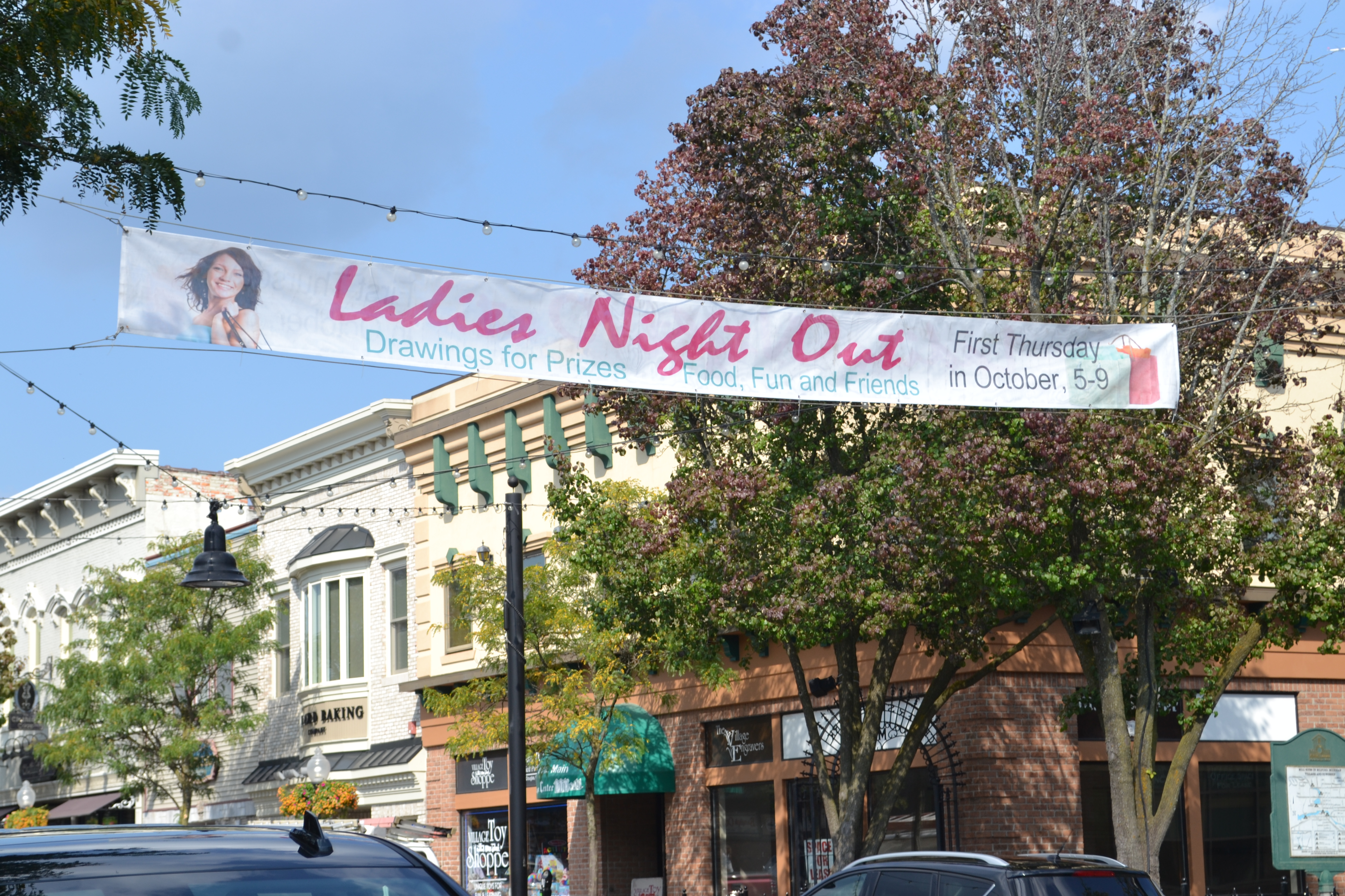 Milford's Ladies Night Out Returns to Main Street October 4th!