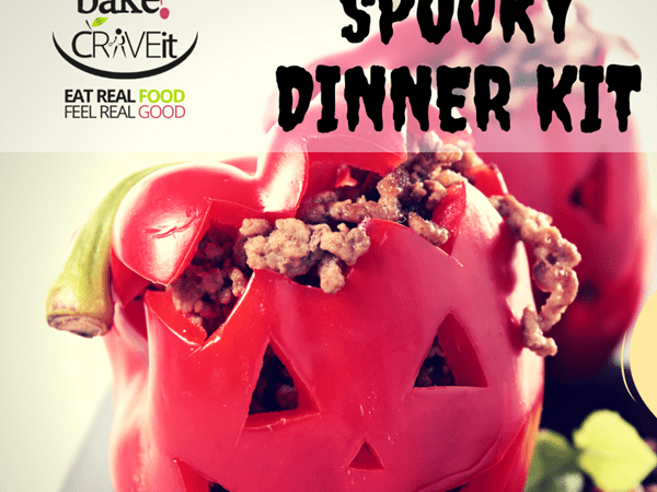 SPOOKY Stuffed Pepper Monsters Kit for Kids