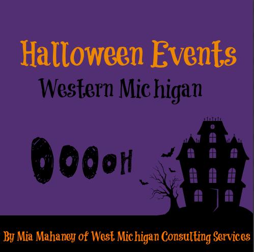 Halloween Events October 2018-Western Michigan